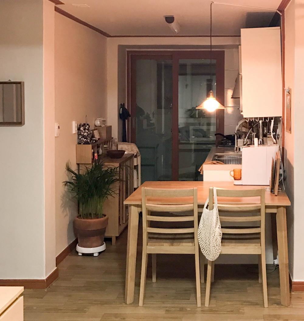 18평 작은 보금자리, 오래된 사택 이야기